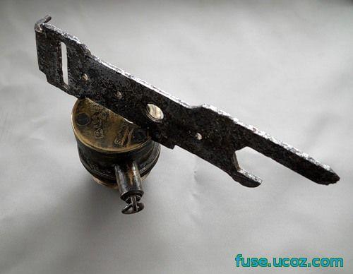саперный ключ вермахт