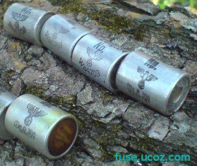 детонаторы немецких минометных мин