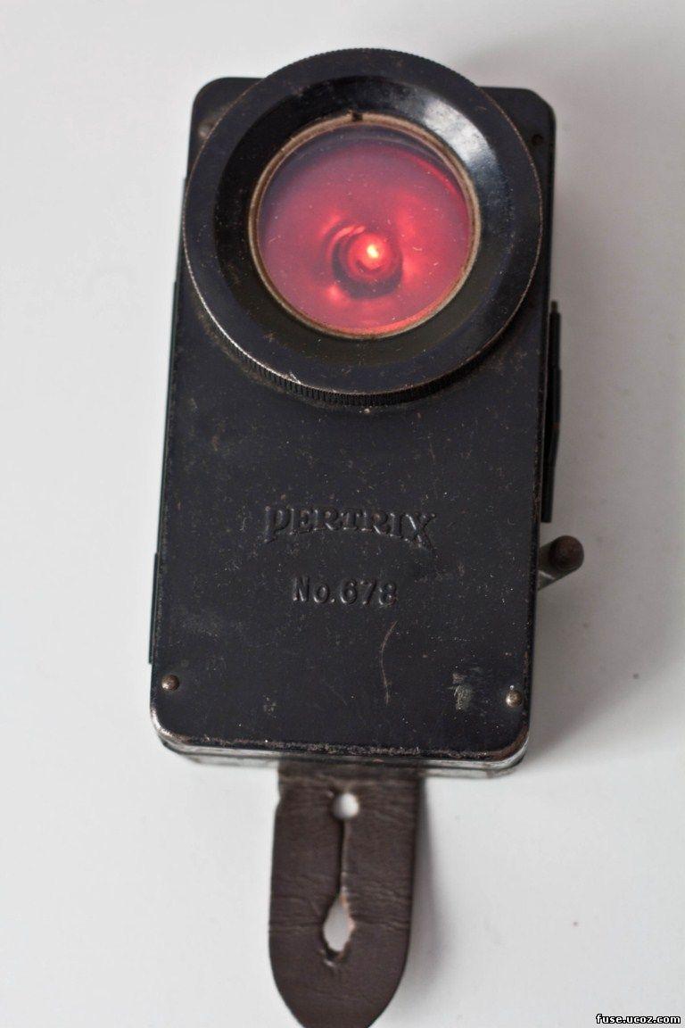 еще один вариант немецкого фонарика