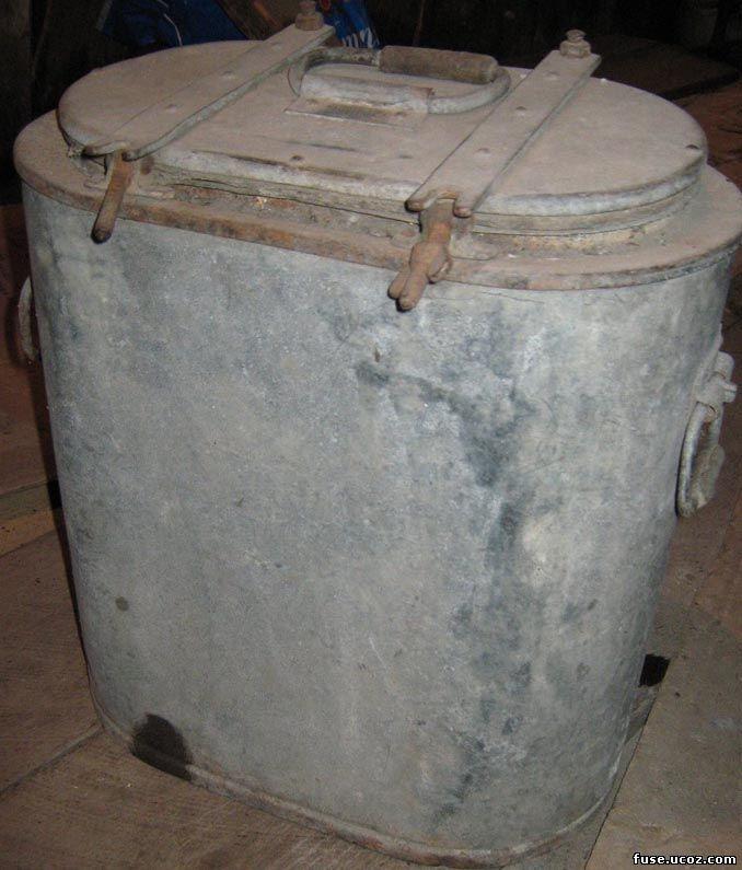 Пищевой контейнер вермахта