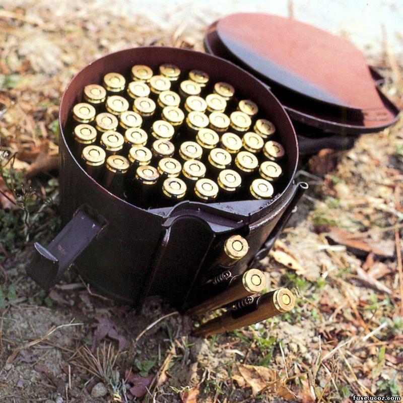 немецкийц кекс для пулемета МГ