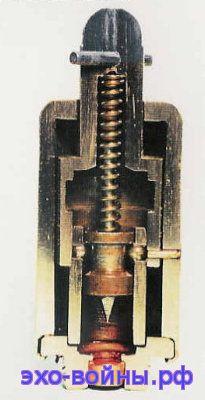 немецкий минный взрыватель TMIZ 43